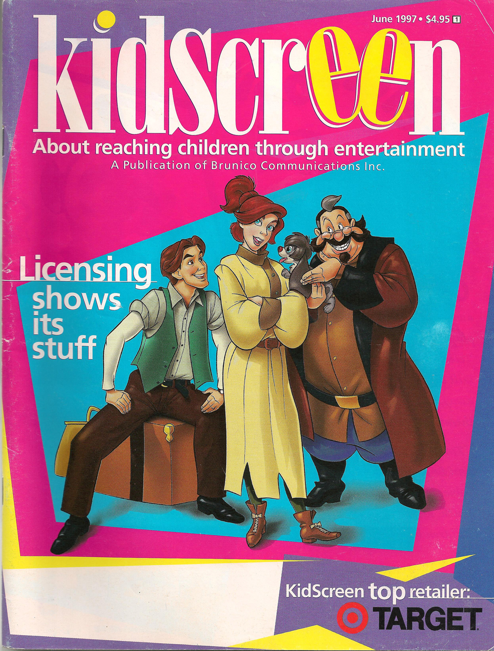 Kidscreen June 97